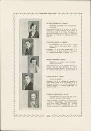 Page 14, 1932 Edition, Le Roy High School - Melting Pot Yearbook (Le Roy, IL) online yearbook collection
