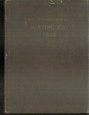 1933 Edition, Le Roy High School - Melting Pot Yearbook (Le Roy, IL)