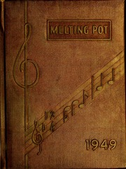 1949 Edition, Le Roy High School - Melting Pot Yearbook (Le Roy, IL)
