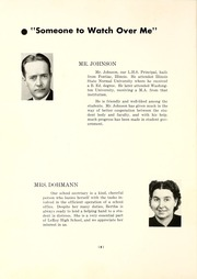 Page 12, 1949 Edition, Le Roy High School - Melting Pot Yearbook (Le Roy, IL) online yearbook collection