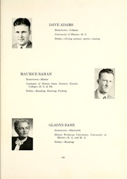 Page 13, 1949 Edition, Le Roy High School - Melting Pot Yearbook (Le Roy, IL) online yearbook collection