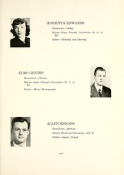 Page 15, 1949 Edition, Le Roy High School - Melting Pot Yearbook (Le Roy, IL) online yearbook collection