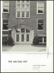Page 5, 1959 Edition, Le Roy High School - Melting Pot Yearbook (Le Roy, IL) online yearbook collection