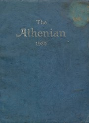 Page 1, 1930 Edition, Athens Community High School - Athenian Yearbook (Athens, IL) online yearbook collection