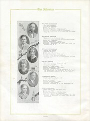 Page 16, 1930 Edition, Athens Community High School - Athenian Yearbook (Athens, IL) online yearbook collection