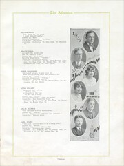 Page 17, 1930 Edition, Athens Community High School - Athenian Yearbook (Athens, IL) online yearbook collection