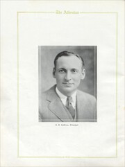 Page 8, 1930 Edition, Athens Community High School - Athenian Yearbook (Athens, IL) online yearbook collection