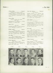 Page 14, 1936 Edition, Athens Community High School - Athenian Yearbook (Athens, IL) online yearbook collection