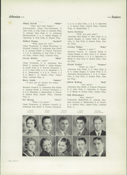Page 15, 1936 Edition, Athens Community High School - Athenian Yearbook (Athens, IL) online yearbook collection