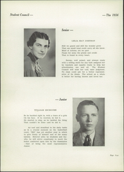 Page 8, 1936 Edition, Athens Community High School - Athenian Yearbook (Athens, IL) online yearbook collection