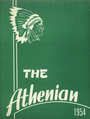 1954 Edition, Athens Community High School - Athenian Yearbook (Athens, IL)