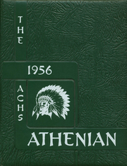 Page 1, 1956 Edition, Athens Community High School - Athenian Yearbook (Athens, IL) online yearbook collection