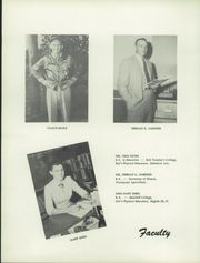 Page 10, 1956 Edition, Athens Community High School - Athenian Yearbook (Athens, IL) online yearbook collection