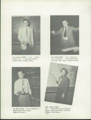 Page 12, 1956 Edition, Athens Community High School - Athenian Yearbook (Athens, IL) online yearbook collection