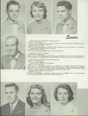 Page 16, 1956 Edition, Athens Community High School - Athenian Yearbook (Athens, IL) online yearbook collection
