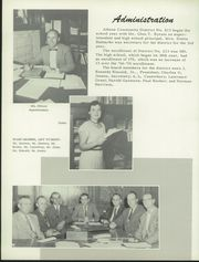Page 8, 1956 Edition, Athens Community High School - Athenian Yearbook (Athens, IL) online yearbook collection
