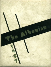 1957 Edition, Athens Community High School - Athenian Yearbook (Athens, IL)