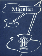 Page 1, 1959 Edition, Athens Community High School - Athenian Yearbook (Athens, IL) online yearbook collection