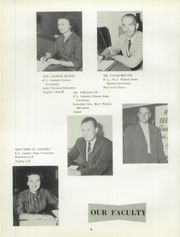 Page 10, 1959 Edition, Athens Community High School - Athenian Yearbook (Athens, IL) online yearbook collection