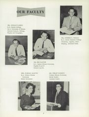 Page 11, 1959 Edition, Athens Community High School - Athenian Yearbook (Athens, IL) online yearbook collection