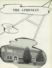 Page 5, 1959 Edition, Athens Community High School - Athenian Yearbook (Athens, IL) online yearbook collection