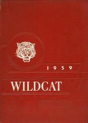 Page 1, 1959 Edition, Winchester High School - Wildcat Yearbook (Winchester, IL) online yearbook collection