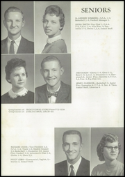 Page 12, 1959 Edition, Winchester High School - Wildcat Yearbook (Winchester, IL) online yearbook collection