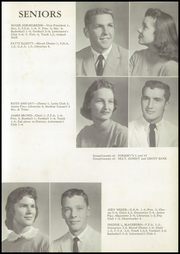 Page 13, 1959 Edition, Winchester High School - Wildcat Yearbook (Winchester, IL) online yearbook collection
