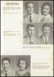 Page 15, 1959 Edition, Winchester High School - Wildcat Yearbook (Winchester, IL) online yearbook collection