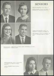 Page 16, 1959 Edition, Winchester High School - Wildcat Yearbook (Winchester, IL) online yearbook collection