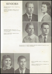 Page 17, 1959 Edition, Winchester High School - Wildcat Yearbook (Winchester, IL) online yearbook collection