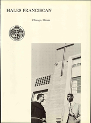 Page 7, 1966 Edition, Hales Franciscan High School - Spartan Yearbook (Chicago, IL) online yearbook collection