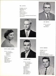 Page 14, 1958 Edition, Atwood Hammond High School - Post Yearbook (Atwood, IL) online yearbook collection