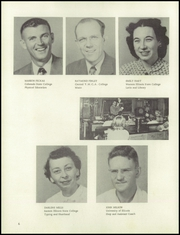 Page 10, 1953 Edition, Marseilles High School - Panther Yearbook (Marseilles, IL) online yearbook collection