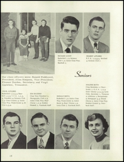 Page 14, 1953 Edition, Marseilles High School - Panther Yearbook (Marseilles, IL) online yearbook collection