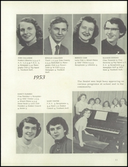 Page 15, 1953 Edition, Marseilles High School - Panther Yearbook (Marseilles, IL) online yearbook collection