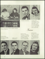 Page 16, 1953 Edition, Marseilles High School - Panther Yearbook (Marseilles, IL) online yearbook collection