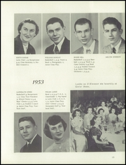 Page 17, 1953 Edition, Marseilles High School - Panther Yearbook (Marseilles, IL) online yearbook collection