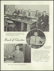 Page 8, 1953 Edition, Marseilles High School - Panther Yearbook (Marseilles, IL) online yearbook collection