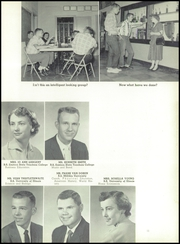 Page 15, 1958 Edition, Niantic Harristown High School - Echo Yearbook (Niantic, IL) online yearbook collection