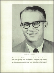 Page 8, 1958 Edition, Niantic Harristown High School - Echo Yearbook (Niantic, IL) online yearbook collection
