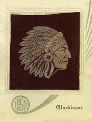 1950 Edition, Stockton High School - Blackhawk Yearbook (Stockton, IL)