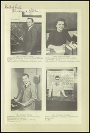 Page 15, 1950 Edition, Stockton High School - Blackhawk Yearbook (Stockton, IL) online yearbook collection