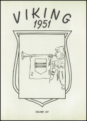 Page 5, 1951 Edition, Cambridge High School - Viking Yearbook (Cambridge, IL) online yearbook collection