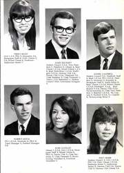 Page 11, 1969 Edition, Warsaw High School - Wildcats Roar Yearbook (Warsaw, IL) online yearbook collection