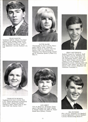 Page 15, 1969 Edition, Warsaw High School - Wildcats Roar Yearbook (Warsaw, IL) online yearbook collection