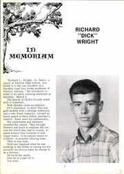 Page 6, 1969 Edition, Warsaw High School - Wildcats Roar Yearbook (Warsaw, IL) online yearbook collection