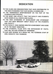 Page 7, 1969 Edition, Warsaw High School - Wildcats Roar Yearbook (Warsaw, IL) online yearbook collection
