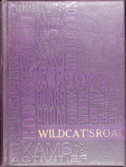 1971 Edition, Warsaw High School - Wildcats Roar Yearbook (Warsaw, IL)