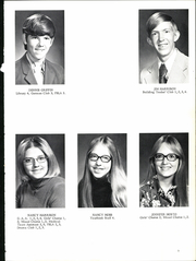 Page 13, 1973 Edition, Warsaw High School - Wildcats Roar Yearbook (Warsaw, IL) online yearbook collection